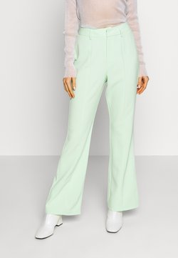 4th & Reckless - JETT TROUSER - Stoffhose - mint