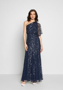 Lace & Beads - ROSE MAXI - Ballkleid - navy