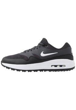 Nike Golf - AIR MAX 1 G - Golfschoenen - black/white/anthracite