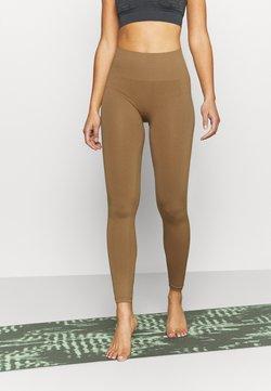 ARKET - Tights - brown