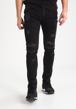 Tigha - MORTEN  - Slim fit jeans - vintage black