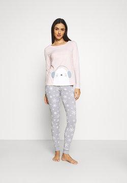 Anna Field - SET - Pyjama - grey