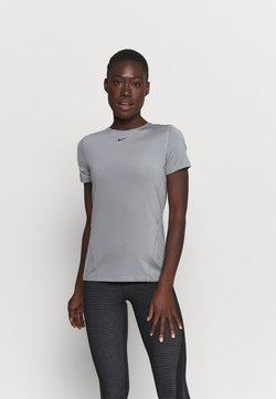 Nike Performance - ALL OVER - T-Shirt basic - smoke grey/black
