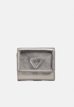 Guess - SANDRINE SMALL TRIFOLD - Portfel - pewter