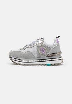 Liu Jo Jeans - MAXI  - Sneakers - silver