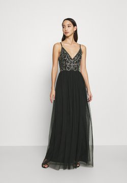 Lace & Beads - LUELLA - Ballkleid - black