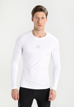 adidas Performance - Funktionsshirt - white