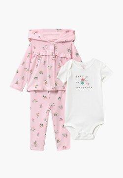 Carter's - FLORAL SET - Vest - pink