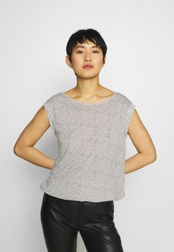 Opus - STROLCHI DOT - T-Shirt print - light nature