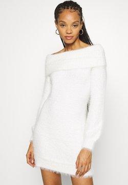 Even&Odd - Vestido de punto - off-white
