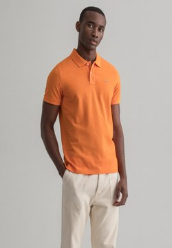 GANT - Koszulka polo - russet orange