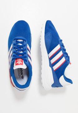 adidas Originals - TRAINER LITE UNISEX - Sneakers basse - royal blue/footwear white/scarlet