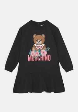 MOSCHINO - DRESS - Vestido informal - black
