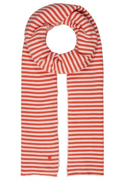 Marc O'Polo - STRUCTURE STRIPED - Schal - multi/red