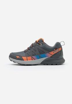 KangaROOS - K-TRUN RTX - Sneakers laag - steel grey/turquoise