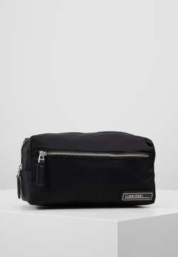 Calvin Klein - PRIMARY WASHBAG - Toiletti-/meikkilaukku - black