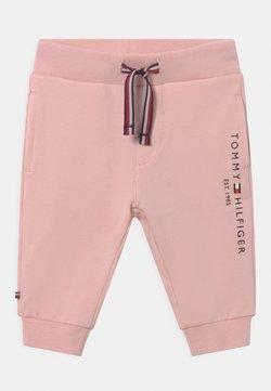 Tommy Hilfiger - BABY ESSENTIAL UNISEX - Pantalones - pink