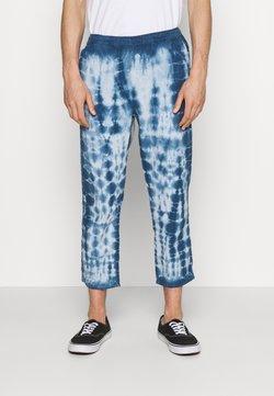 BDG Urban Outfitters - TIE DYE PANT - Pantaloni - blue