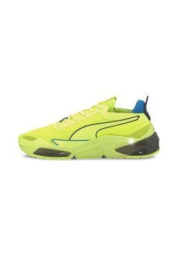 Puma - Stabilty running shoes - fizzy yellow-puma black-nrgy