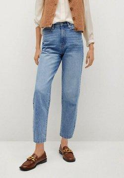 Mango - RACHEL - Relaxed fit jeans - middenblauw