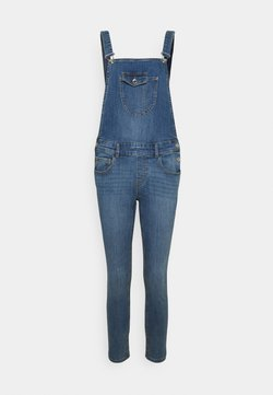ONLY - ONLKIM WITTY  LONG OVERALL PIM - Tuinbroek - medium blue denim