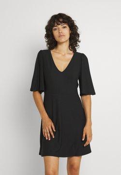 Vero Moda - VMODETTA DRESS - Vestido ligero - black