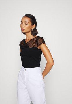 Anna Field Petite - T-Shirt print - black