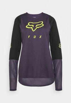 Fox Racing - WOMENS DEFEND - Funktionsshirt - dark purple