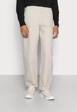 Gabba - ZEM - Straight leg jeans - beige