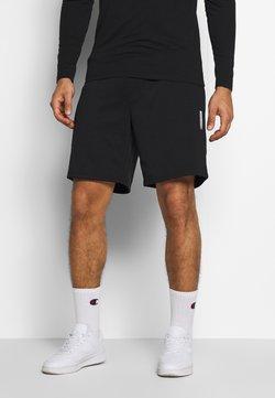 Jack & Jones - JJIZPOLYESTER SHORT - kurze Sporthose - black
