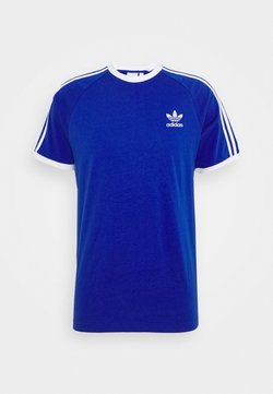 adidas Originals - 3 STRIPES TEE UNISEX - T-shirt print - royblu