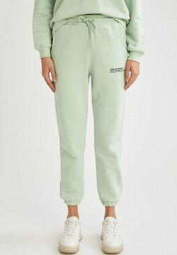 DeFacto - Jogginghose - mint