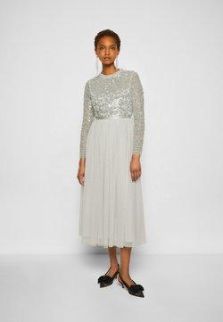 Needle & Thread - TEMPEST BODICE BALLERINA DRESS - Cocktailkleid/festliches Kleid - dove blue