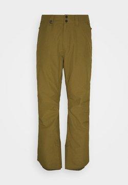 Quiksilver - ESTATE - Pantaloni da neve - military olive