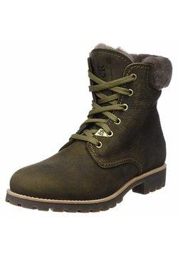 Panama Jack - Ankle Boot - grün
