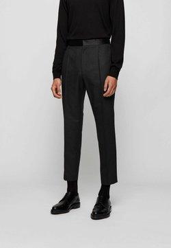BOSS - Pantaloni - black