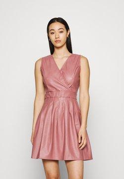 WAL G. - ZASHA MINI DRESS - Cocktailkleid/festliches Kleid - dark blush pink