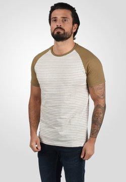Solid - T-Shirt print - ermine