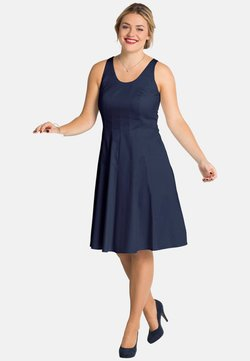 Sheego - Cocktailkleid/festliches Kleid - dark blue