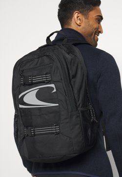 O'Neill - BOARDER BACKPACK - Reppu - black out