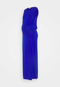 MAIAMAE - NURSING DRESS - Vestido largo - cobalt