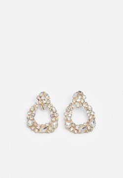 Pieces - PCDABAR EARRINGS - Earrings - gold-coloured