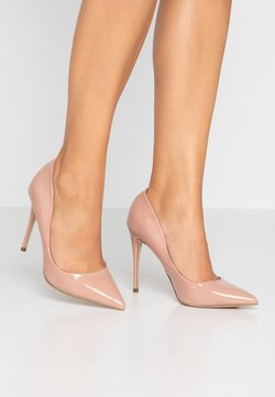 Steve Madden - DAISIE - High Heel Pumps - dark blush