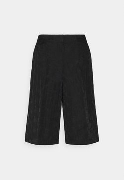 Selected Femme - SLFFLORA - Shorts - black