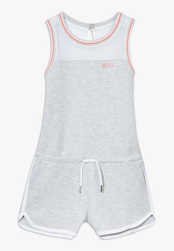 BOSS Kidswear - ALL IN ONE - Combinaison - chine grey