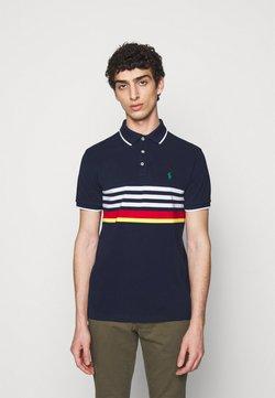 Polo Ralph Lauren - BASIC MESH - Poloshirt - newport navy mult