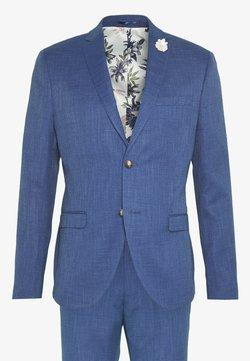 Isaac Dewhirst - WEDDING COLLECTION - SLIM FIT SUIT - Kostuum - blue