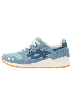 ASICS SportStyle - GEL-LYTE III - Sneakersy niskie - smoke blue/grand shark