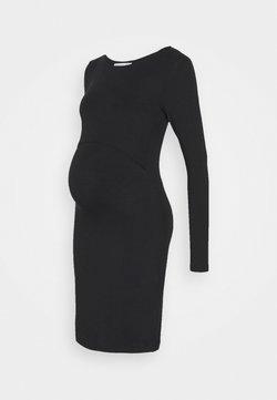 Anna Field MAMA - NURSING FUNCTION dress - Robe en jersey - black