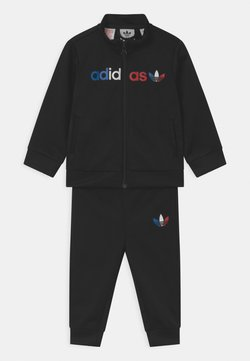 adidas Originals - SET UNISEX - Survêtement - black